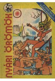 Nyári örömök 1987. (A Ludas Matyi alkalmi kiadványa) - Régikönyvek