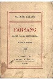 Farsang - Régikönyvek