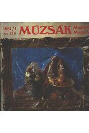 Múzsák Múzeumi Magazin 1981. évf. (teljes) - Régikönyvek
