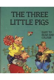 The three little pigs - Régikönyvek