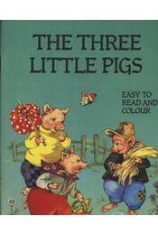 The three little pigs - Régikönyvek