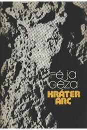 Kráter arc - Régikönyvek