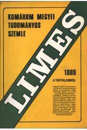 Limes Komárom Megyei Tudományos Szemle 1988 - Régikönyvek