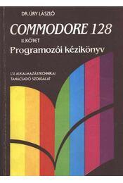 Commodore 128 II. kötet - Régikönyvek