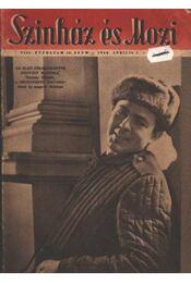 Szinház és Mozi 1955. április VIII. évfolyam 13. szám - Régikönyvek