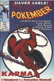 A Csodálatos Pókember 1995/4 április 71. szám - Régikönyvek