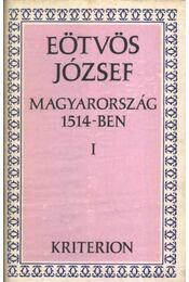 Magyarország 1514-ben I-II. kötet - Régikönyvek