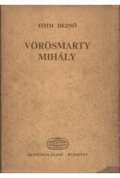 Vörösmarty Mihály - Régikönyvek