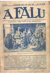 A falu 1925. Dec 11-12. szám - Régikönyvek