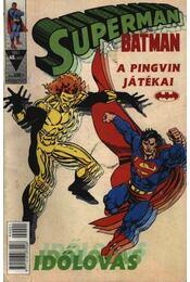 Superman és Batman 1999/1 40. szám - Régikönyvek