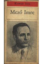 Mező Imre - Régikönyvek