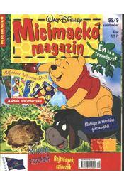 Micimackó magazin 99/9 szeptemper - Régikönyvek