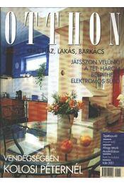 Otthon 2001/április XIII.évfolyam - Régikönyvek