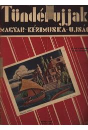 Tündérujjak 1933. január IX. évf. 1. (93. ) szám - Régikönyvek