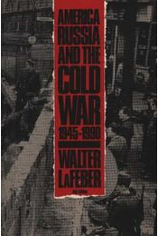 America, Russia, and the Cold War 1945-1990 - Régikönyvek