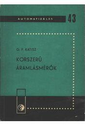 Korszerű áramállásmérők - Régikönyvek
