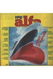 Alfa 1985. április - Régikönyvek