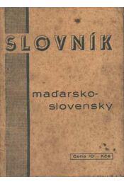 Praktikus segédkönyv a szlovák nyelv gyors elsajátításához magyar-szlovák szótárral - Régikönyvek