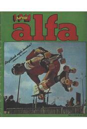 Alfa 1982. október - Régikönyvek