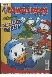 Donald Kacsa 2004/20. - Régikönyvek