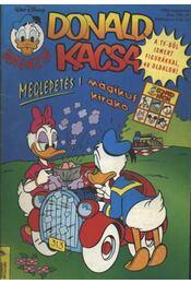 Donald Kacsa 1995. augusztus - Régikönyvek