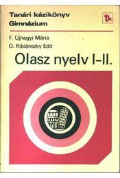 Olasz nyelv I-II. - Régikönyvek
