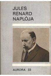Jules Renard naplója - Régikönyvek