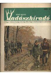 Békés megyei Vadászhíradó 1989/2. - Régikönyvek