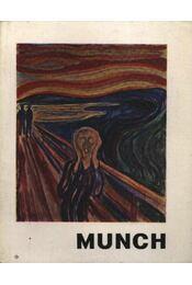 Munch 1863-1944 - Régikönyvek