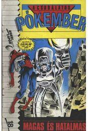 A Csodálatos Pókember 18. - Régikönyvek
