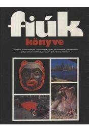 Fiúk Könyve 1982. - Régikönyvek
