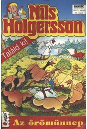 Nils Holgersson 1991/1. január 32. szám - Régikönyvek