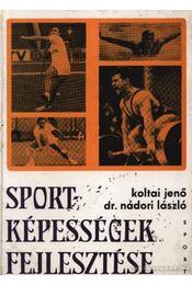 Sportképességek fejlesztése - Régikönyvek