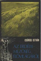 Az Erdélyi-Mezőség élővilágáról - Régikönyvek