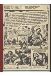 Koldus és királyfi (Füles 1984. 21-41. szám. 1-21. rész) - Régikönyvek