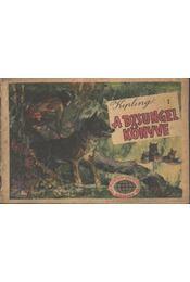 A dzsungel könyve I. - Régikönyvek