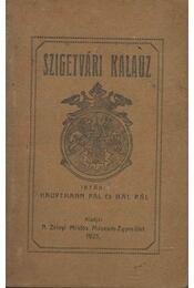 Szigetvári kalauz - Régikönyvek