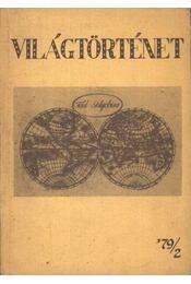 Világtörténet '79/2. - Régikönyvek