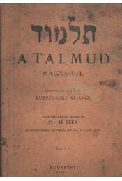 A talmud - Régikönyvek