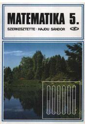 Matematika 5. - Régikönyvek