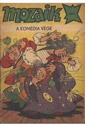 A komédia vége (Mozaik 1981/1) - Régikönyvek