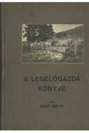 A legelőgazda könyve - Régikönyvek