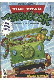 Tini Titán Teknőcök 1992/8 szeptember 14. szám - Régikönyvek