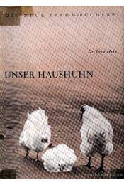 Unser Haushuhn (A házityúk) - Régikönyvek