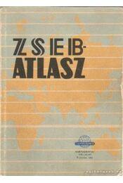Zsebatlasz - Régikönyvek