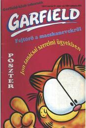 Garfield 1994/3. 51. szám - Régikönyvek