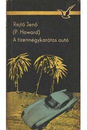 A tizennégy karátos autó - Régikönyvek