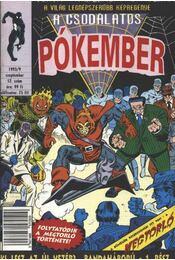 A Csodálatos Pókember 1993/9. 52. szám - Régikönyvek