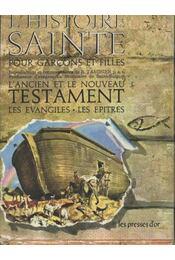 L'Historie Sainte pour garcons et filles - Régikönyvek