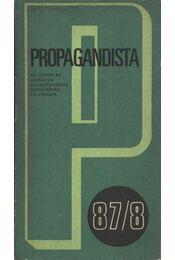 Propagandista 1987-8 - Régikönyvek